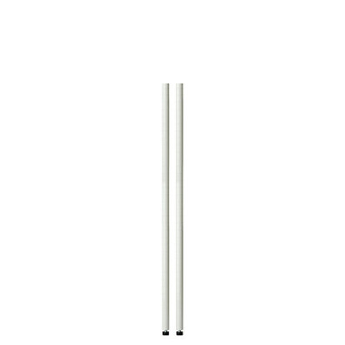Honey-Can-Do Steel Shelving Support Poles, 48