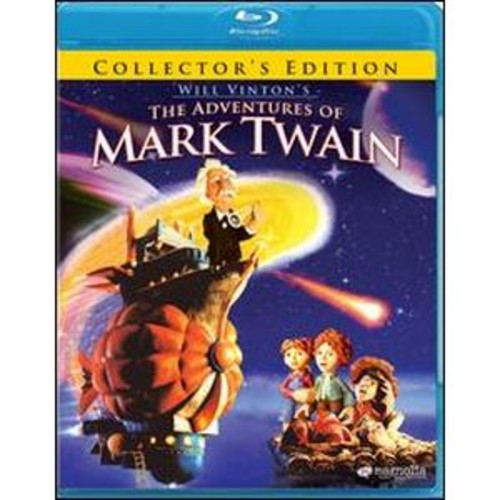 The Adventures of Mark Twain [Blu-ray] COLOR/WSE DHMA