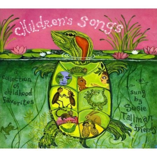 Children's Songs, A Collection of Childhood Favorites [CD]