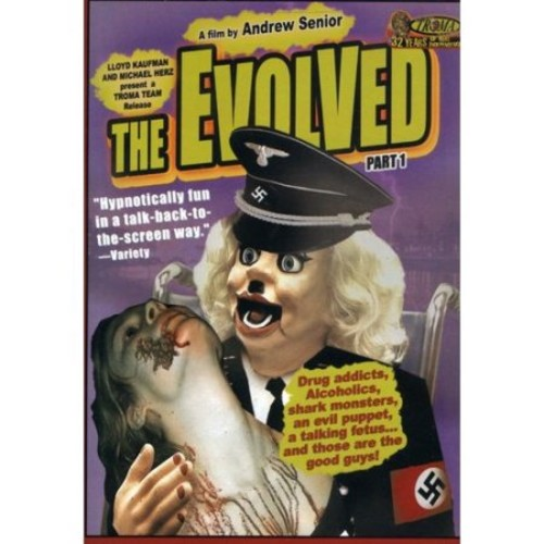The Evolved [DVD] [English]