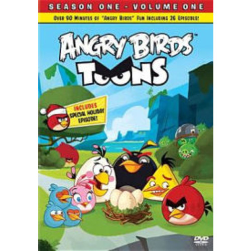 Angry Birds Toons: Season One, Volume One