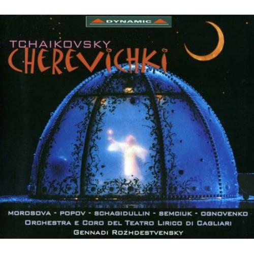 Tchaikovsky: Cherevichki [CD]