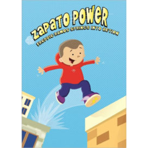 Freddie Ramos Springs into Action (Zapato Power Series #2)