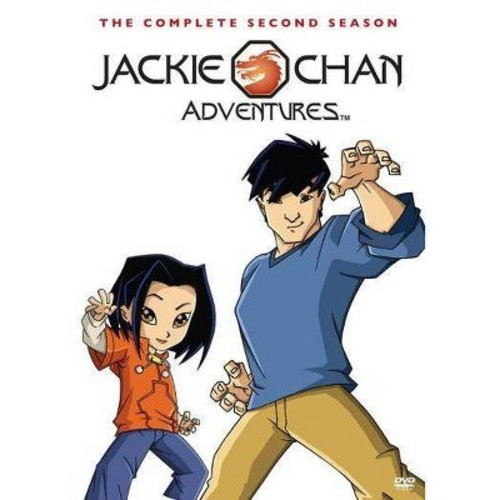 Jackie Chan Adventures: The Complete Second Season [9 Discs]
