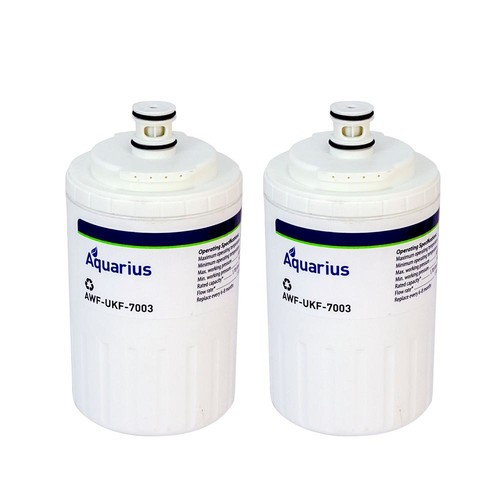 Swift Green Filters UKF-7003 Replacement Refrigerator Water Filter Filters (2-Pack)
