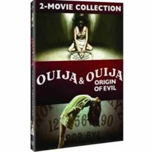 Ouija: 2-Movie Collectio Mhv61184947Dvd/Horror /