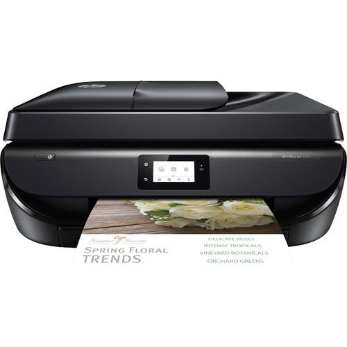 HP - OfficeJet 5255 All-in-One Printer
