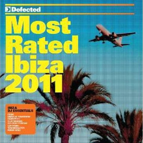 Most Rated Ibiza 2011 [CD]