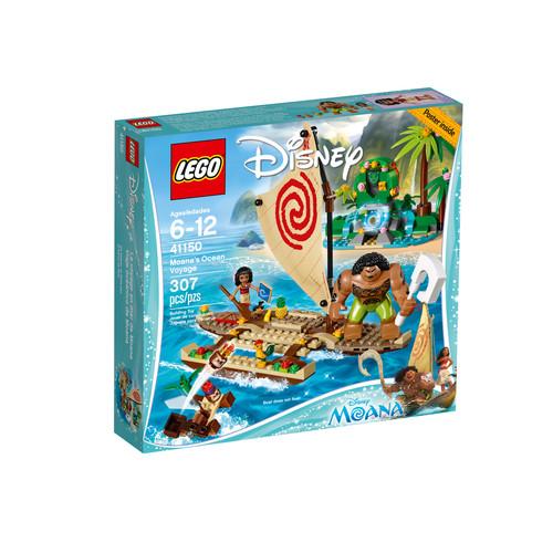 LEGO Disney Princess Moana's Ocean Voyage #41150