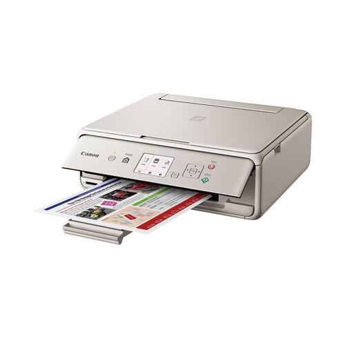 Canon PIXMA TS5020 Wireless All-in-One Inkjet Printer (Gray)
