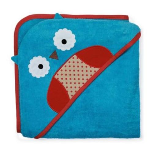 SKIP*HOP Zoo Owl Hooded Towel