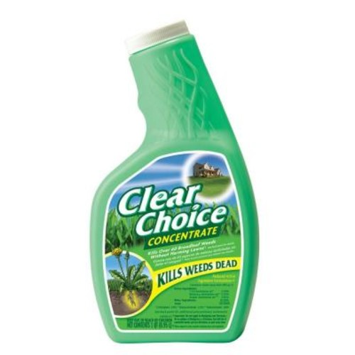 Clear Choice 32 oz. Concentrate Weed Killer