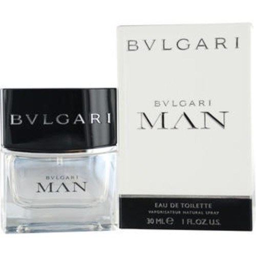 Bvlgari Man Men's 1-ounce Eau de Toilette Spray Fragrance