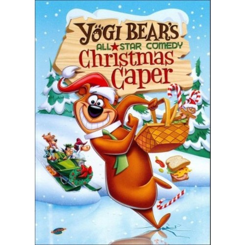 Yogi Bear's All-Star Comedy Christmas Caper DD1