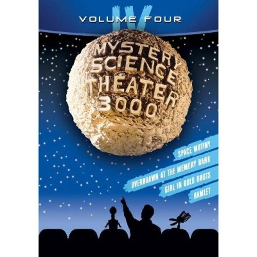 Mystery Science Theater 3000: Vol. IV (DVD)