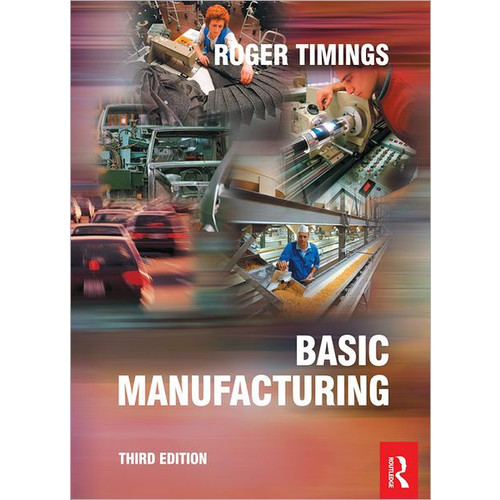 Basic Manufacturing / Edition 3