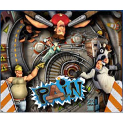 Pinball Heroes - PAIN Downtown [Digital]