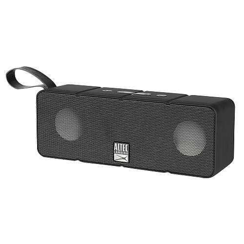 Altec Lansing Dual Motion Bluetooth Speaker- Black