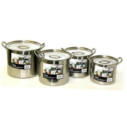 Alpine Cuisine 8-Piece Pot Set