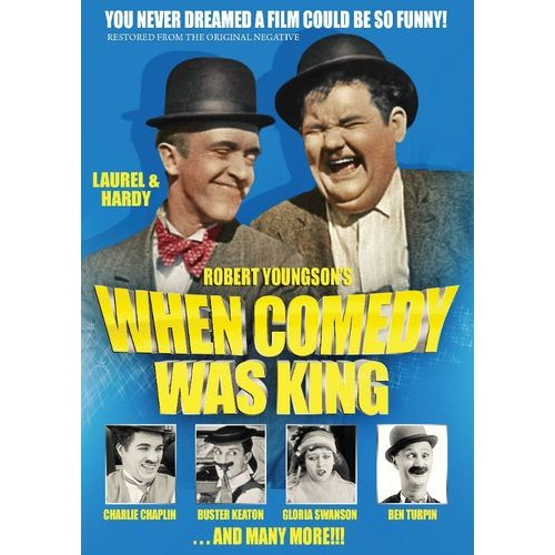 When Comedy Was King [DVD] [1959]