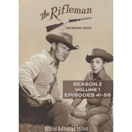 Rifleman: Season 2 Vol. 1 (DVD)