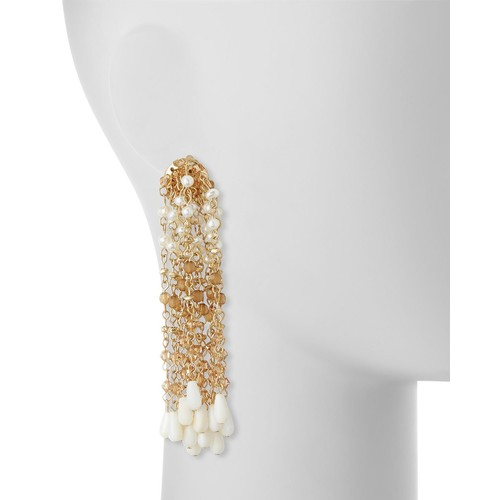 Lydell NYCWaterfall Statement Earrings