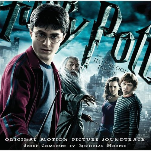 Harry Potter and the Half-Blood Prince [Original Motion Picture Soundtrack] [CD]