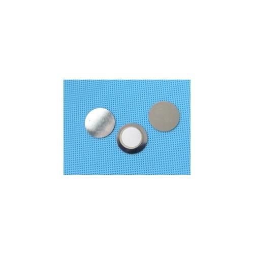 10pcs 20mm*0.33mm Iron Piezo Disc for Buzzer Pressure Sensor Speaker
