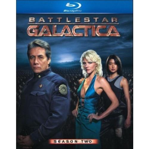 Battlestar Galactica: Season Two (Blu-ray Disc)