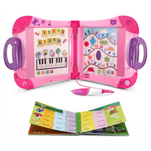 LeapFrog LeapStart Interactive Learning System - Pink