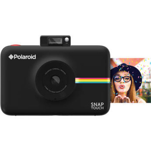 Snap Touch Instant Digital Camera (Black)