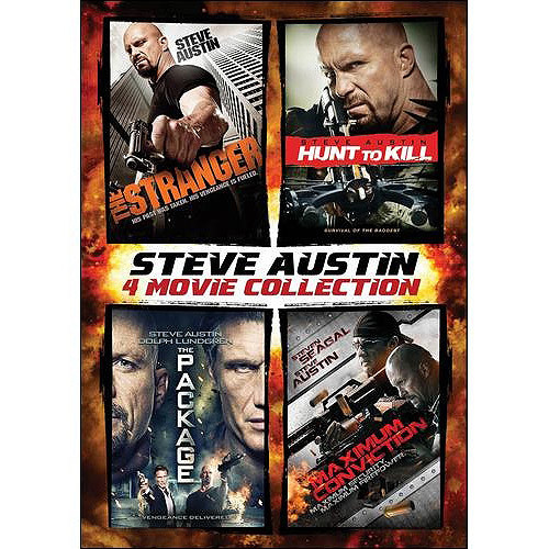 Steve Austin Collection (DVD)