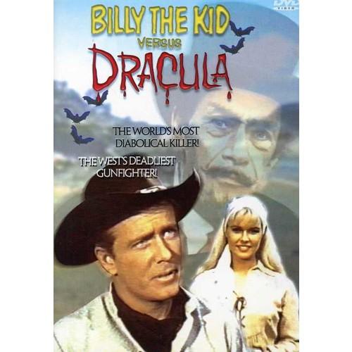 Billy the Kid vs. Dracula (DVD)