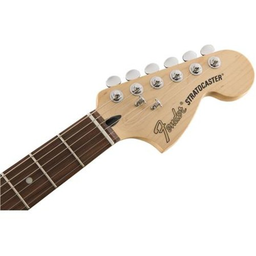 Fender Deluxe Roadhouse Strat Electric Guitar, Mystic Ice Blue