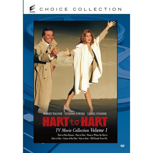 Hart To Hart TV Movie Collection - Volume 1