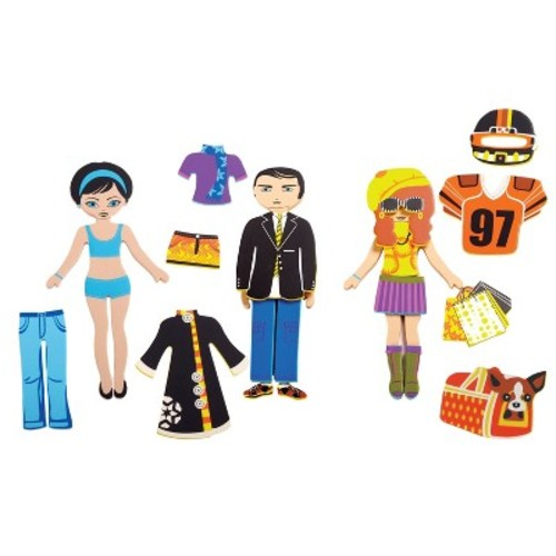 Edushape Magic Creations Bath Play Set, Fashion [Splash of Fashion]