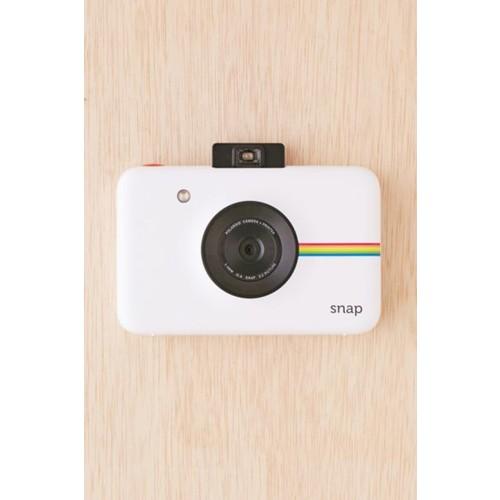 Polaroid - Snap 10.0-Megapixel Digital Camera - White