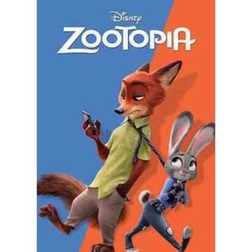 Buena Vista Zootopia DVD Blu-ray Combo w Digital Copy