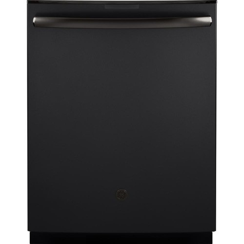 GE Profile Top Control Smart Dishwasher in Black Slate with Stainless Steel Tub and Wi-Fi, Fingerprint Resistant