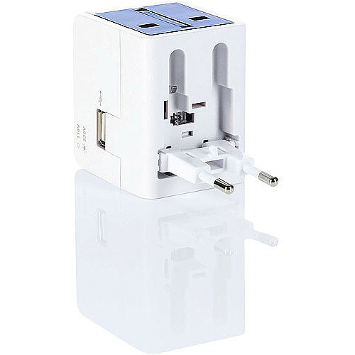 Adapter with USB Port