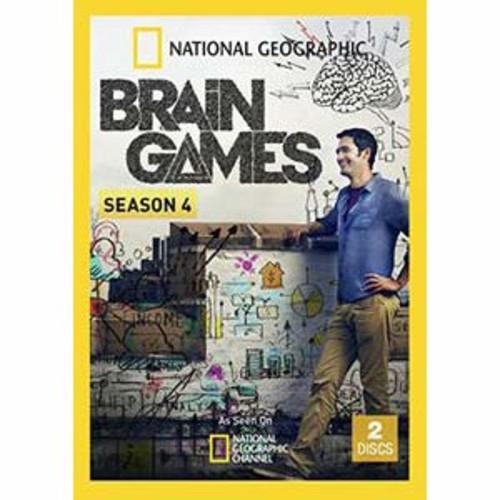 National Geographic: Brain Games - Season 4 [2 Discs]