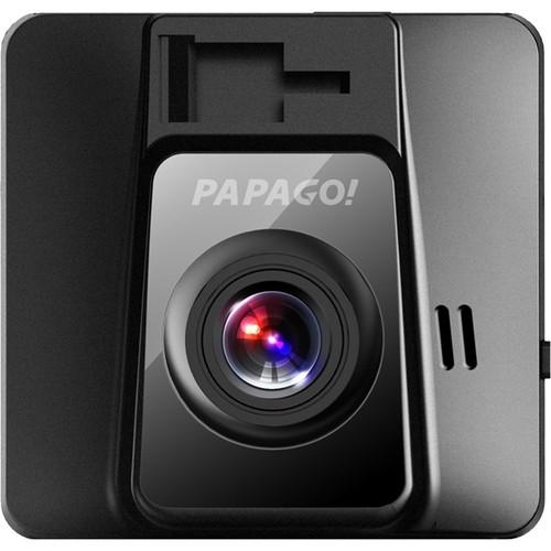 PAPAGO! - GoSafe 388 Dash Cam - Black