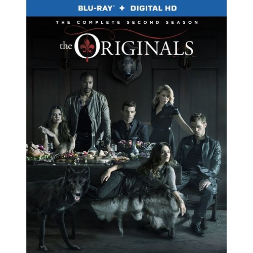 The Originals: The Complete Second Season [Includes Digital Copy] [UltraViolet] [Blu-ray]