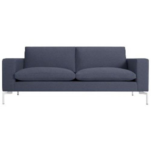 Standard Sofa [||color : Nixon Blue]
