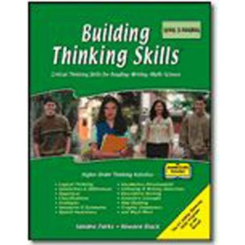 Critical Thinking Press Building Thinking Skills Level 3 Book