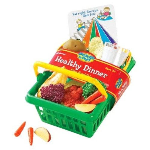 Learning Resources Healthy Dinner Basket