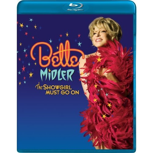 Bette Midler: The Showgirl Must Go On [Blu-ray]: Bette Midler: Movies & TV