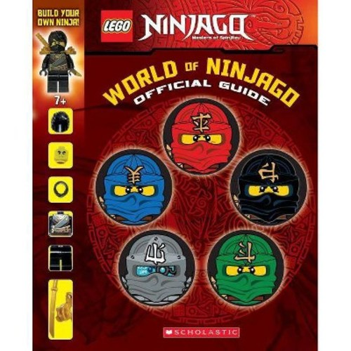 World of Ninjago : Official Guide (Hardcover) (Tracey West)