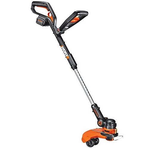 WORX 32-Volt GT2.0 String Trimmer/Edger/Mini-Mower with Tilting Head and Single Line Feed [Battery + Charger Included]