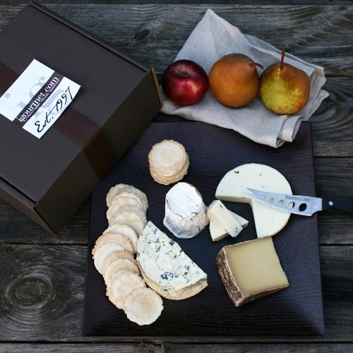 Platinum Collection of Cheeses in Gift Box (30 ounce)